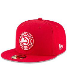 New Era Atlanta Hawks Solid Team 59FIFTY Cap