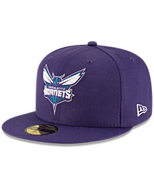 New Era Charlotte Hornets Solid Team 59FIFTY Cap