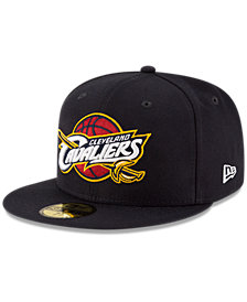 New Era Cleveland Cavaliers Solid Team 59FIFTY Cap