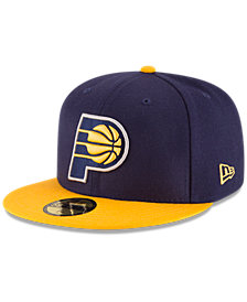 New Era Indiana Pacers 2 Tone Team 59FIFTY Cap