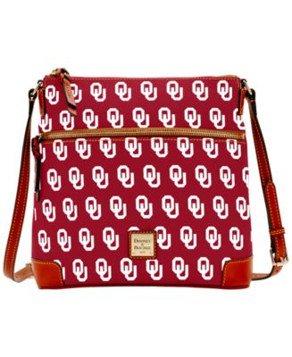 Oklahoma Sooners Crossbody Purse