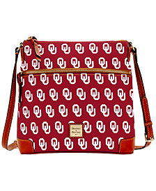 Dooney & Bourke Oklahoma Sooners Crossbody Purse