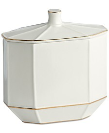 Kassatex St. Honore Cotton Jar