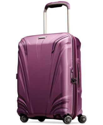 "Image of Samsonite Silhouette XV 22"" Hardside Expandable Carry-On Spinner Suitcase"