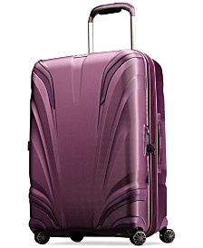 """CLOSEOUT! Samsonite Silhouette XV 26"""" Hardside Expandable Spinner Suitcase"""