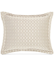 "CLOSEOUT! Hotel Collection  Ironwork 14"" x 26"" Decorative Pillow, Created for Macy's"