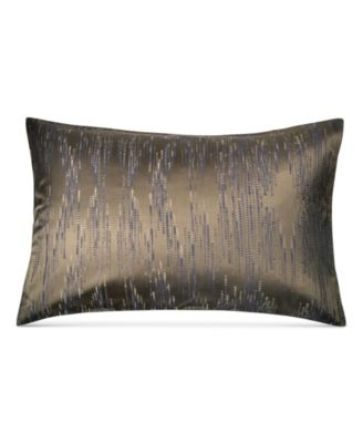 Exhale Taupe Standard Sham