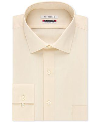 Mens Dress Shirts Wrinkle Free