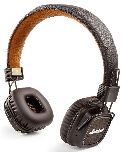 Marshall Major Ii Bluetooth Headphones Reviews Gifts Games