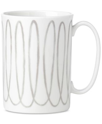 Charlotte Street West Grey Collection Mug