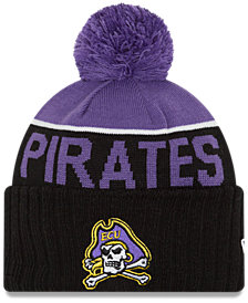 New Era East Carolina Pirates Sport Knit Hat