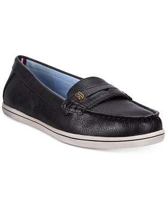 Tommy Hilfiger Women's Butter Penny Loafers