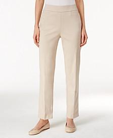 Classics Allure Pull-On Slim-Leg Pants