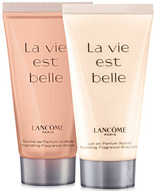 Choose your FREE La vie est belle gift with any Lancôme purchase