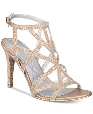 Kenneth Cole Reaction Women's Smash-ing Strappy Dress Sandals