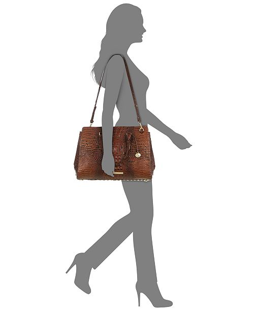 9909e27c900e Brahmin Finley Carryall Melbourne Embossed Leather Tote   Reviews ...