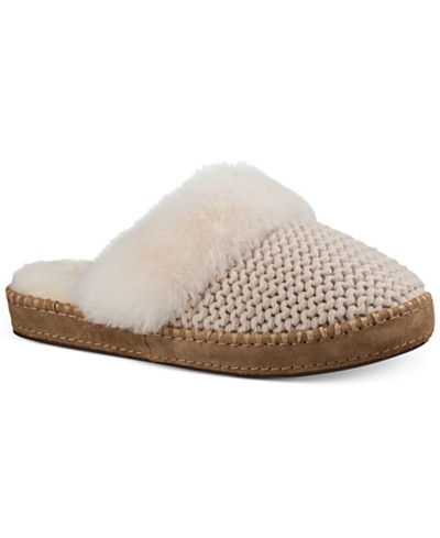 UGG® Aira Knit Slippers