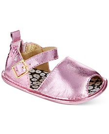 Robeez First Kicks Sophie Sandals, Baby Girls & Toddler Girls