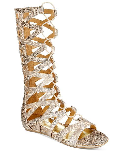 ab7ca10eaf4 ... Kenneth Cole Lost Gladiator Sandals