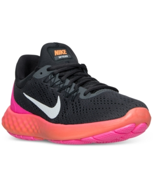 5b0fcb55dbc UPC 685068812514 product image for Nike Women s Lunar Skyelux Running  Sneakers from Finish Line