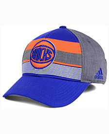 adidas New York Knicks Tri-Color Flex Cap