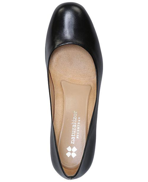 bed77f3d659 Naturalizer Whitney Pumps   Reviews - Pumps - Shoes - Macy s