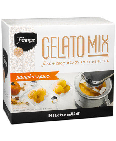 Kitchenaid 14 oz franzese gelato dry mix electrics - Gelato kitchenaid ...