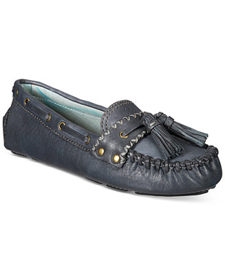 afe602e9aa8 Patricia Nash Domenica Tassel Loafer Flats   Reviews - Flats - Shoes -  Macy s