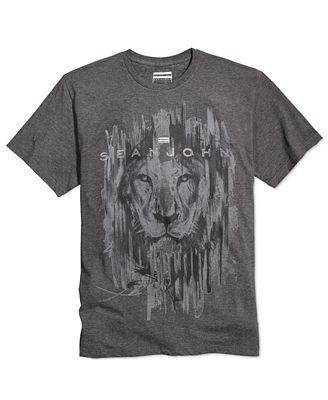 Sean john men 39 s graphic print t shirt created for macy 39 s for Sean john t shirts for mens