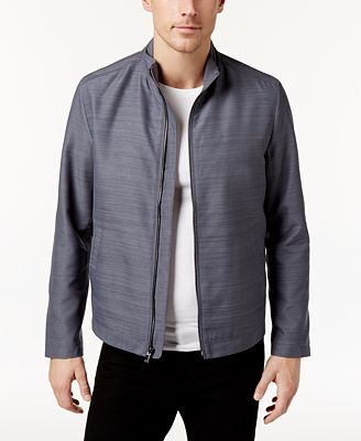 Alfani Men's Lightweight Bomber Jacket, Created for Macy's - Coats ...