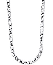 Sutton by Rhona Sutton Men's Stainless Steel Necklace