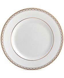 Lismore Diamond Gold Collection Bread & Butter Plate
