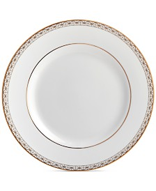 Waterford Lismore Diamond Gold Collection Bread & Butter Plate