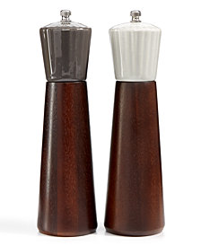CLOSEOUT! Hotel Collection Salt & Pepper Grinder Set, Created for Macy's