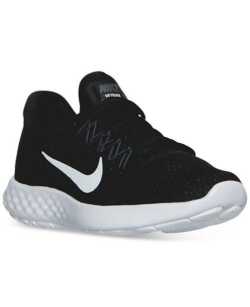 671d2b38cdcf Nike Women s Lunar Skyelux Running Sneakers from Finish Line ...