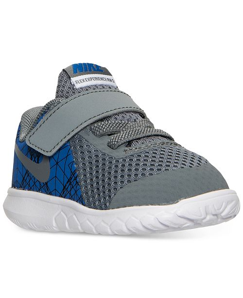 59c05a08782f3 ... Nike Toddler Boys  Flex Experience 5 Print Running Sneakers from Finish  ...