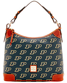 Dooney & Bourke Purdue Boilermakers NCAA Hobo Bag