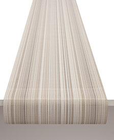 "Chilewich Multi Stripe 72"" Table Runner"