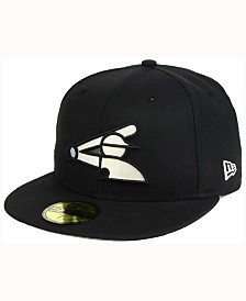 New Era Chicago White Sox Classic Gray Under 59FIFTY Cap