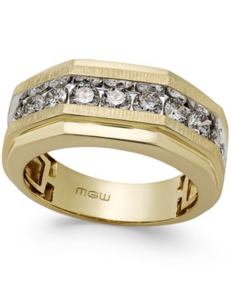 Black dress pants mens 10k gold rings