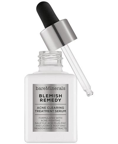 bareMinerals CORRECTIVES™ BLEMISH REMEDY® Acne Clearing Treatment Serum, 1 oz