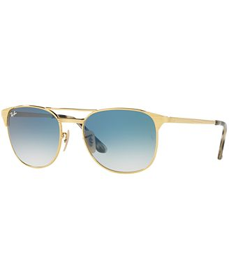 Ray-Ban Sunglasses, RB3429M 58 SIGNET
