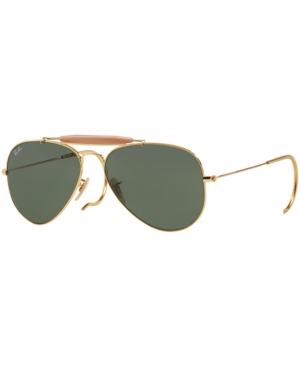 fb1aa14f50 Ray Ban Ray-Ban Outdoorsman Sunglasses Rb3030 L0216 58