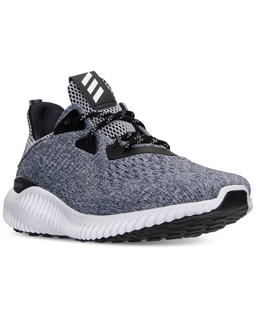 36fad7f32 adidas Men s AlphaBounce EM Running Sneakers from Finish Line ...