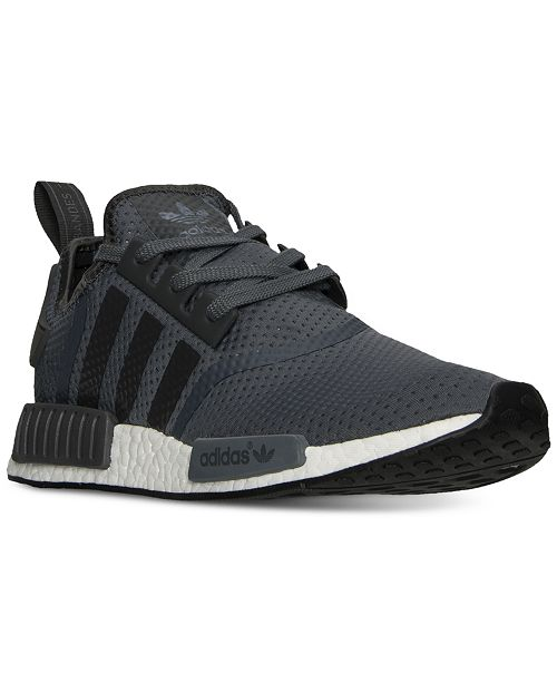 8d05f1271 adidas Men s NMD Runner Casual Sneakers from Finish Line ...