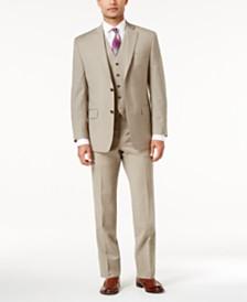 Classic Fit Mens Suits: Blue, Black, Gray - Macy's