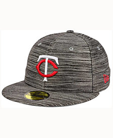 New Era Minnesota Twins Blurred Trick 59FIFTY Cap