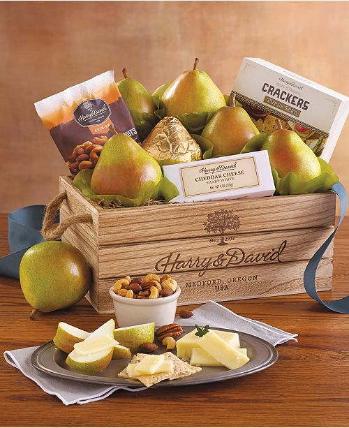 David Classic Signature Gift Basket