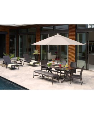 Savannah Outdoor Dining Collection Created for Macys Outdoor