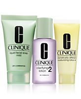 Receive a free 3-piece bonus gift with your $35 Clinique purchase